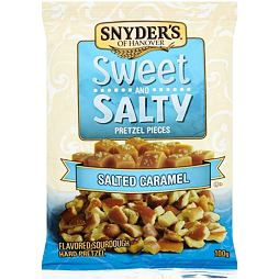 Snyder's Sweet & Salty Salted Caramel 100 g