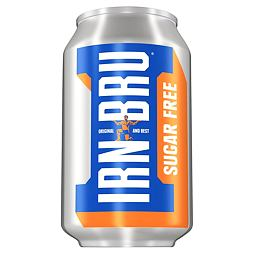 Irn-Bru Sugar Free 330 ml