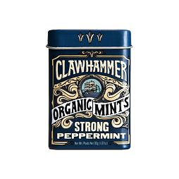 Clawhammer Organic Mints Strong Peppermint 30 g