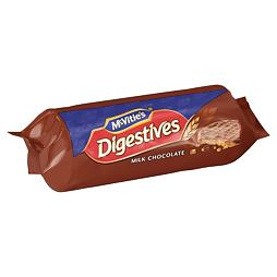 McVitie's Milk Chocolate Digestives 266 g