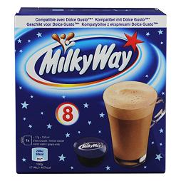 Milky Way Dolce Gusto Cocoa Drink 8x17 g