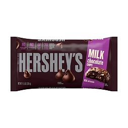 Hershey's Milk Chocolate Chips 326 g