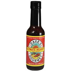 Dave's Gourmet Ultimate Insanity Hot Sauce 148 ml