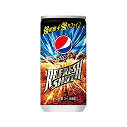 Pepsi Refresh Shot 200 ml