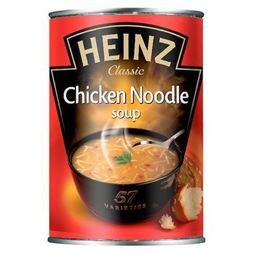 Heinz Classic Chicken Noodle Soup 400 g