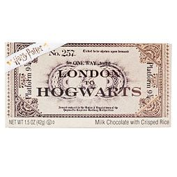 Harry Potter Ticket to Hogwarts Milk Chocolate 42 g