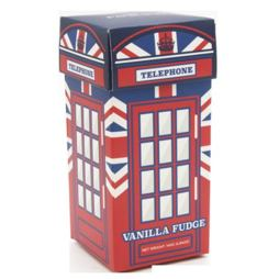 Vanilla Fudge Telephone Box 140 g