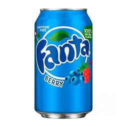 Fanta Berry 355 ml