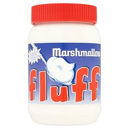 Marshmallow Fluff Vanilla 213 g Pack of 12