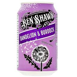 Ben Shaws Dandelion & Burdock 330 ml