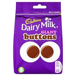 Cadbury Dairy Milk Giant Buttons 119 g