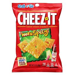 Cheez-It Hot & Spicy 85 g