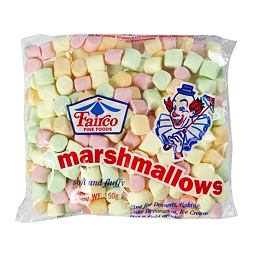 Fairco Mini Colored Marshmallows 150 g