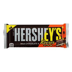 Hershey's Milk Chocolate & Reese's Pieces 43 g