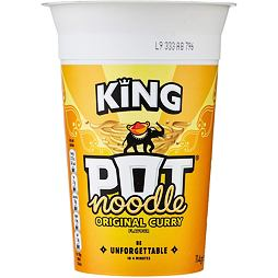 King Pot Noodle Original Curry 114 g
