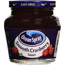 Ocean Spray Cranberry Smooth Sauce 250 g