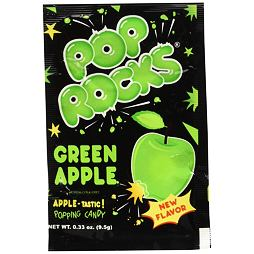 Pop Rocks Green Apple 9.5 g