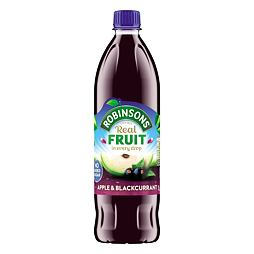Robinsons Apple And Blackcurrant No Added Sugar 1 l