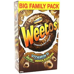 Weetos Chocolate 500 g