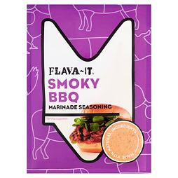 Flava-It Smoky BBQ Marinade Seasoning 35 g
