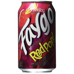 Faygo Red Pop 355 ml