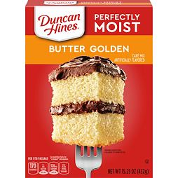 Duncan Hines Butter Golden Cake Mix 432 g