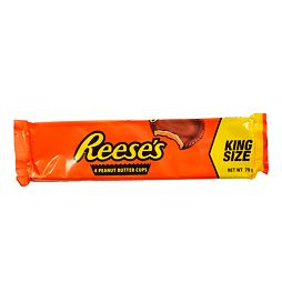 Reese's 4 Peanut Butter Cup King Size 79 g