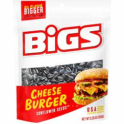 BIGS Sunflower Seeds Cheeseburger 152 g