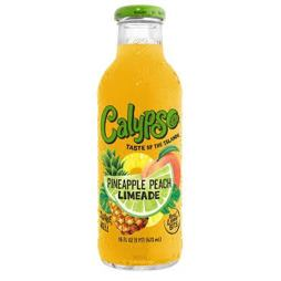 Calypso Pineapple Peach Limeade 473 ml
