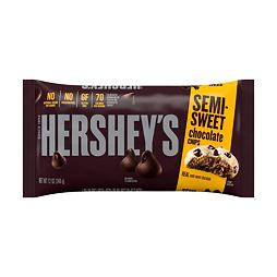 Hershey's Semi-Sweet Chocolate Chips 340 g