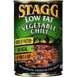 Stagg Low Fat Vegetable Chilli 400 g