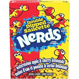 Nerds Watermelon Apple & Cherry Lemonade 47 g