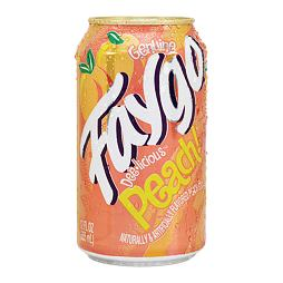 Faygo Peach 355 ml