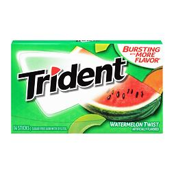 Trident Watermelon Twist 14 ks 27 g
