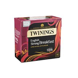 Twinings Strong English Breakfast 80 ks 250 g