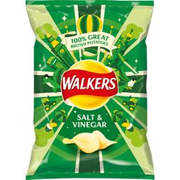 Walkers Salt & Vinegar 175 g