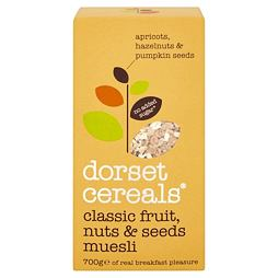 Dorset Cereals Classic Fruit & Nut Seeds Muesli 600 g