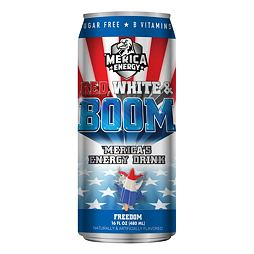 Merica Energy Red, White & Boom Freedom 480 ml