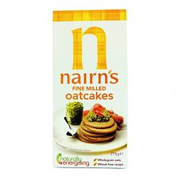 Nairn's Fine Milled Oatcakes 218 g