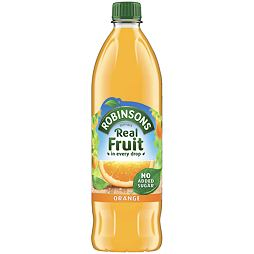 Robinsons Fruit And Barley Orange No Added Sugar 1 l