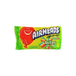 Airheads Xtremes Rainbow Berry Sour Bites 57 g