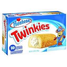 Hostess Twinkie 38.5 g Box of 10