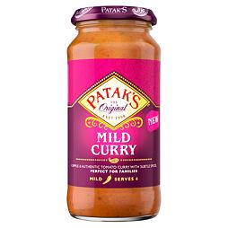 Patak's Mild Curry 450 g