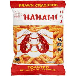 Hanami Toasted Chips Shrimp 100 g