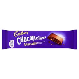 Cadbury Chocolicious Biscuits 110 g