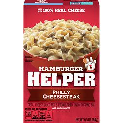 Hamburger Helper Philly Cheesesteak 184 g