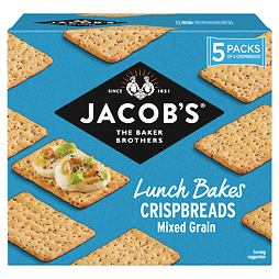 Jacob's Mixed Grain Crispbreads 190 g