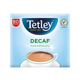 Tetley Decaf 80 ks 250 g PM