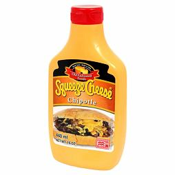 Squeeze Cheese Chipotle 440 ml