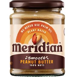 Meridian Smooth Peanut Butter 280 g